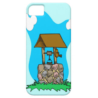 Wishing well iPhone SE/5/5s case