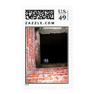Wishing Well Postage Stamps