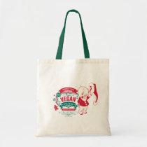 Wishing You A Happy Vegan Holiday Tote Bag