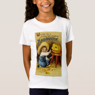 Wishing You a Highly Entertaining Halloween T-Shirt