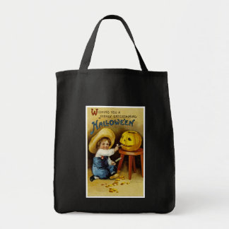 Wishing You a Highly Entertaining Halloween Tote Bag
