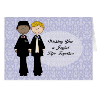 Wishing You A Joyful Life Together Card