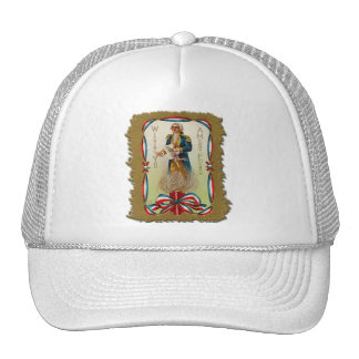 Wishing You a Merry Fourth of July Trucker Hat