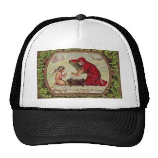 Wishing you a Merry X-Mas Trucker Hat