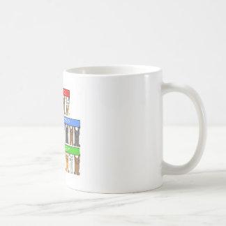 Wishing you a speedy recovery from hip surgery. coffee mug