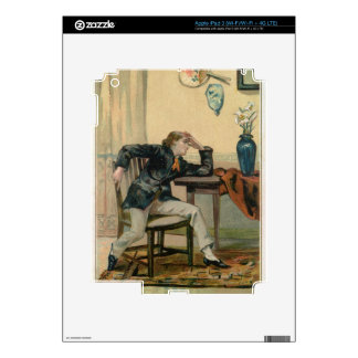 Wishing You An Utterly Charming Time, Victorian Ch Decal For iPad 3
