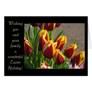 Wishing You & Family wonderful Easter Holiday! Greeting Card
