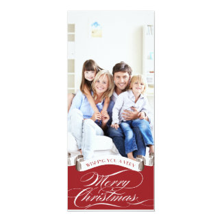 Wishing You... - Holiday Photo Card