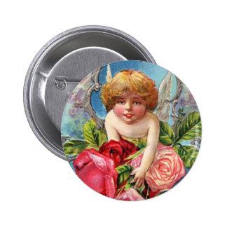 Wishing You Love Pinback Button