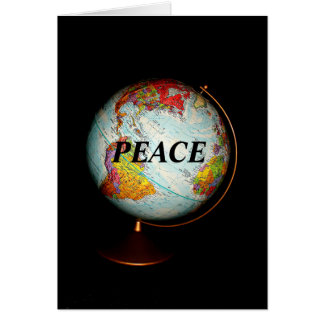 Wishing You Peace On Earth This Christmas Card
