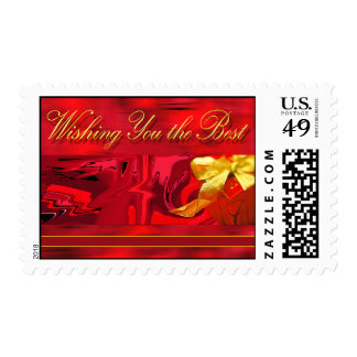 Wishing You The Best Postage
