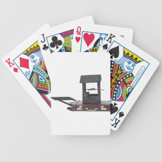 WishingForBusinessIncrease083114 copy Bicycle Playing Cards