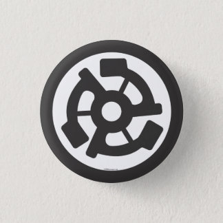 "Wishlist 45"" Vinyl Record Insert Button"