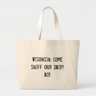 Wisonsin aspiración venida nuestro aire de la lec bolsas