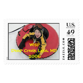 WISP Deep Creek Lake, MD2006 Stamp