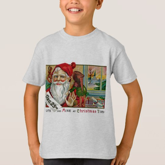 Wispering to Santa T-Shirt