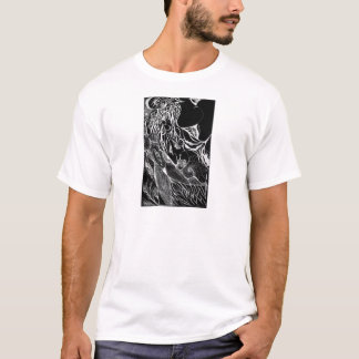 Wispers Inverted T-Shirt