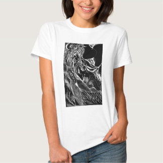Wispers Inverted T Shirt