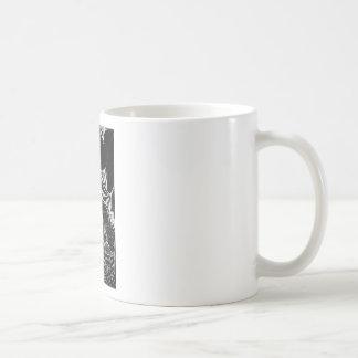 Wispers invirtió taza clásica
