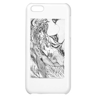 Wispers iPhone 5C Cover