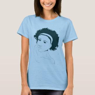 Wispy-blue T-Shirt