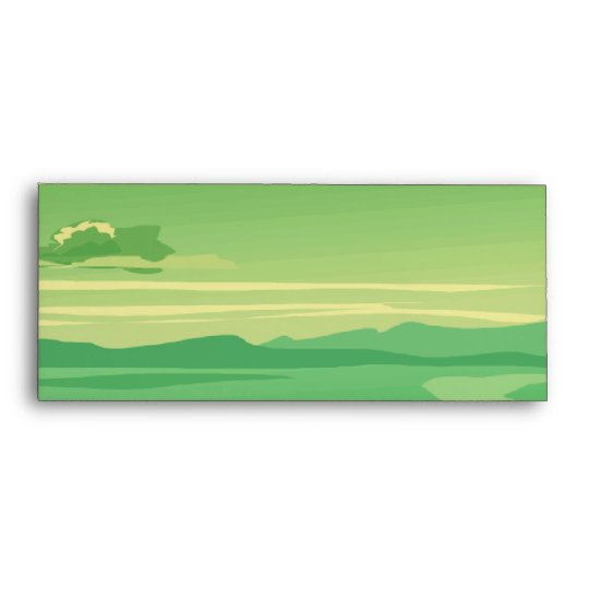 Wispy Day Collection Envelope
