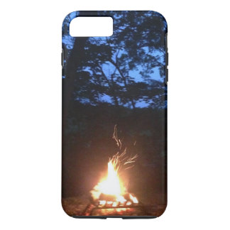 Wispy Fire at Sunset iPhone 7 Plus Case