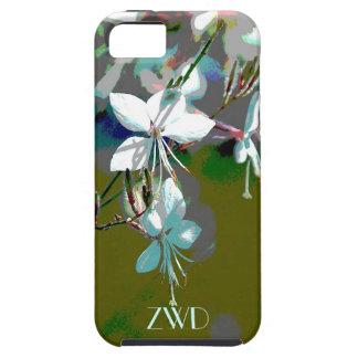 Wispy Floral iPhone 5 Case-Mate Case