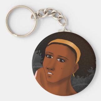 Wispy key chain