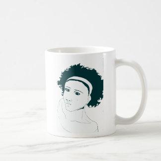 Wispy mug - blue