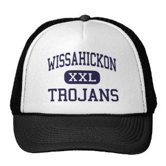 Wissahickon - Trojan - alto - Ambler Pennsylvania Gorras De Camionero