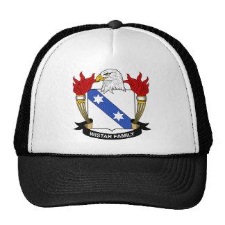 Wistar Family Crest Trucker Hat