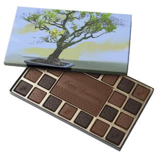 Wisteria Bonsai Tree Assorted Chocolates