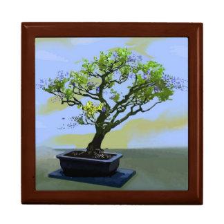 Wisteria Bonsai Tree Jewelry Box