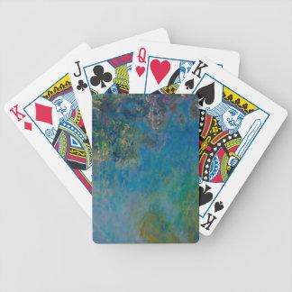 Wisteria by Claude Monet Card Deck