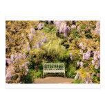 wisteria chair postcards