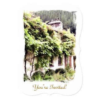 WISTERIA COTTAGE CARD