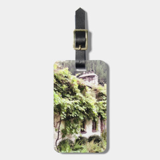 WISTERIA COTTAGE TAG FOR LUGGAGE