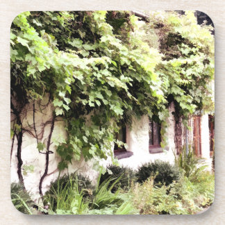 WISTERIA COTTAGES DRINK COASTER