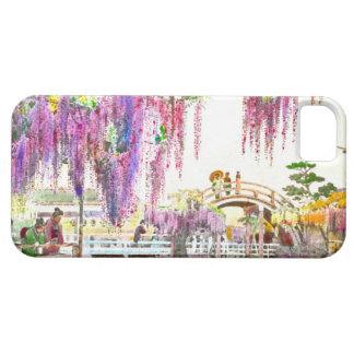 Wisteria Garden 1908 iPhone 5 Case
