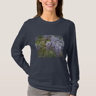 Wisteria in the Woods T-Shirt