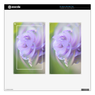Wisteria Kindle Fire Skins