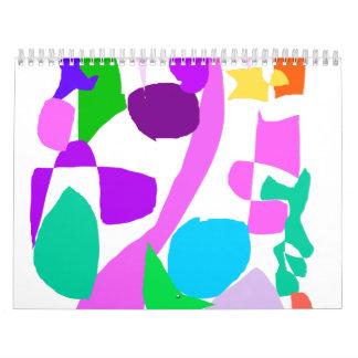 Wisteria May Rain Shade Drink Calendar