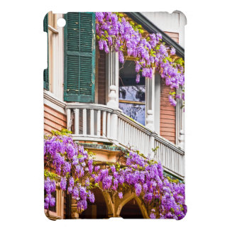 Wisteria on a Vintage Southern  Home in Savannah iPad Mini Case