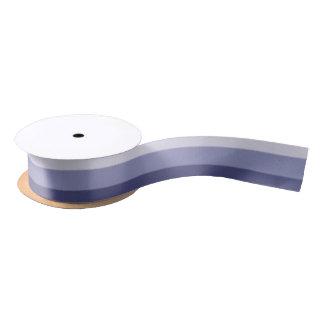 Wisteria Purples Purple Ombre Tonal Stripes Satin Ribbon