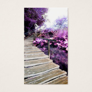 wisteria stairs business card
