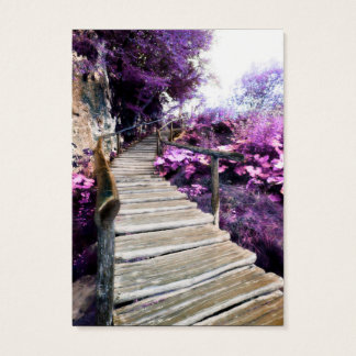 wisteria stairs comment card