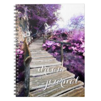 wisteria stairs dream journal