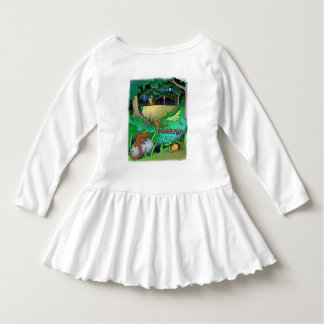 Wisteria Toddler Dress