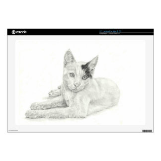 "Wistful 17"" Laptop Skins"